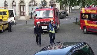 Brandwochen Wetter: Rettung aus Fahrzeug (Feuerwehr LG Volmarstein)