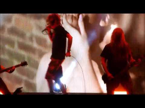 Lamb Of God - 512 (9/4/2015) LIVE in Houston