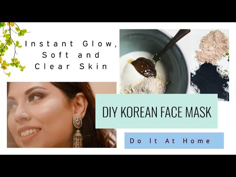 Korean Skin Care | Rice Face Mask | Skin Care for Oily Skin | Glowing Skin | Urdu Hindi Skin Care from YouTube · Duration:  3 minutes 51 seconds