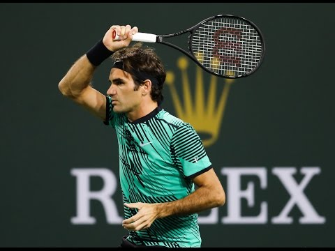 BNP Paribas Open 2017: ATP Highlights From 2R