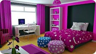 Фиолетовый Цвет в Интерьере / Интерьер в Фиолетовых Тонах /