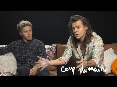 Part II: The Adventures Of ONE DIRECTION & @COUPDEMAIN!