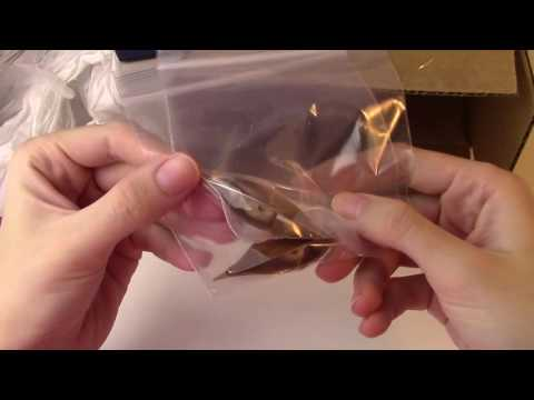 David Reed Smith tatting shuttles: Box opening and first impressions
