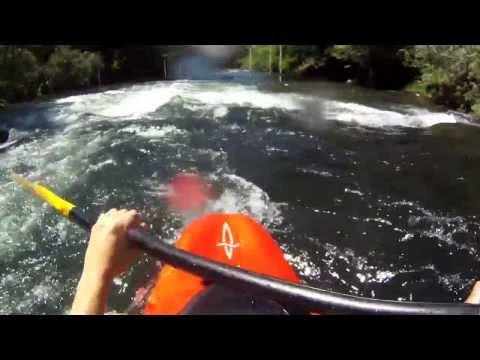 Kayaking the Cedar River (WA)