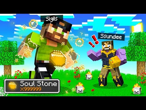 MAKING the SOUL STONE in Insane Craft (Infinity)