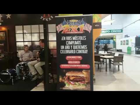 Música en directo Centro Comercial Móstoles