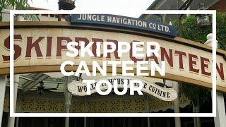 DISNEY WORLD DINING | SKIPPER CANTEEN