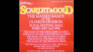 Epic Tone Poem Universal Judgement De Nardis Scarlet & Gold 1988.