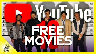 Top 10 FREE Movies on YOUTUBE You Could Be Watching Right Now! | Flick Connection