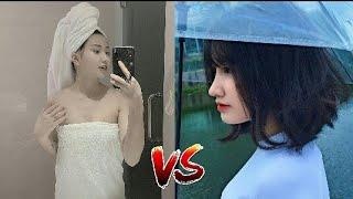Đại chiến : Lê Thị Khánh Huyền vs Vũ Thị Khánh Huyền ai ở tầm cao hơn