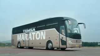 Yeni Temsa Maraton : Türkiye'nin Otobüsü