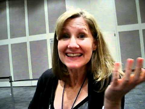 Veronica Taylor - Ash thinks I