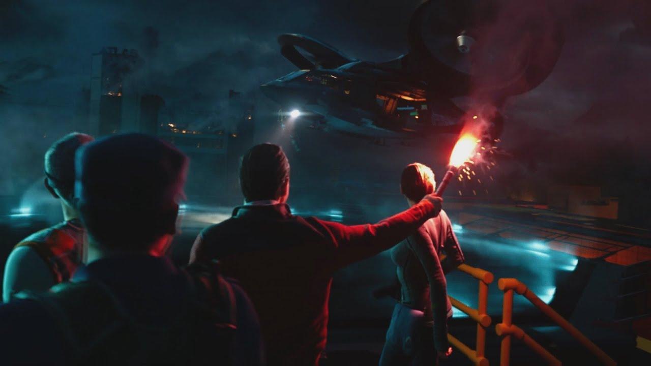 Download Call of Duty: Advanced Warfare - EXO ZOMBIES Intro Cinematic Cutscene! - (Exo Zombies Havoc DLC)