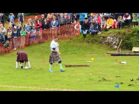 Highland Games - Portree - Ile de Skye - 2016