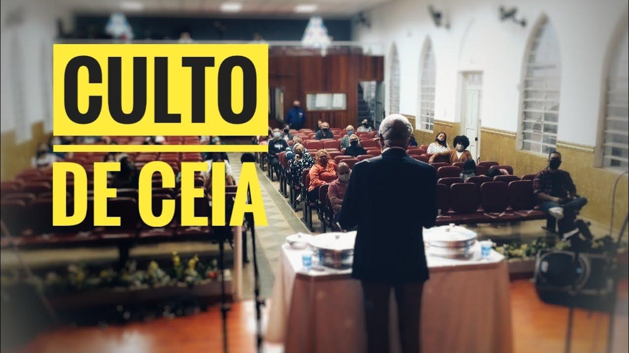 Download IEAB Jaçanã   Culto de ceia   02/08/2020