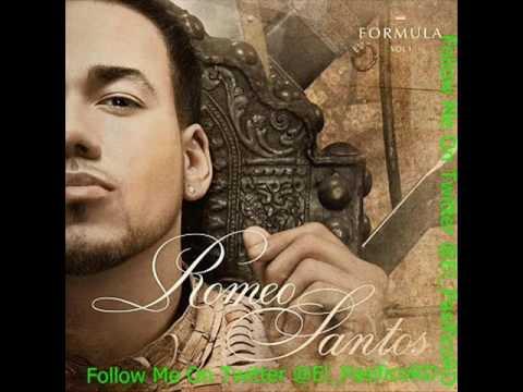 Mi Santa - Romeo Santos Ft Tomatito. Formula Vol 1