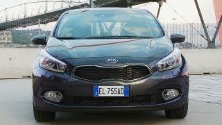 Kia Ceed 2013 Videos