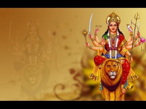 Shri Durga Sapta Shloki | with lyrics (Sanskrit/English) | Durga Saptashati
