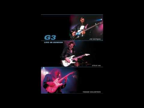 G3 Live in Denver - Joe Satriani, Steve Vai, Yngwie Malmsteen 2003 - Full Concert MP3