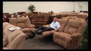 Simmons Upholstery Manchester Sofa & Loveseat