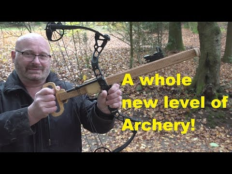 Archery: Will it EVER be the same again? Wow.