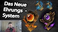 Das Neue Ehrungssystem in Lol | Patch 7.13 League of Legends