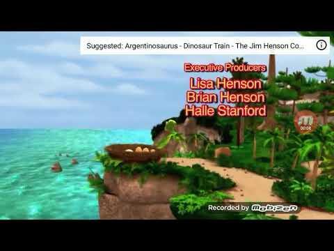 Dinosaur Train theme song (forward & backwards) - YouTube