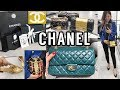 CHANEL Shopping Vlog! 🛍 Prices & Mod Shots | Shop With Me!