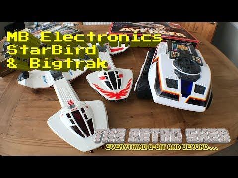 StarBird, Bigtrak MB Electronics | The Retro Shed
