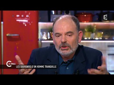 Jean-Pierre Darroussin sur le vote FN, l'intégration et l'exclusion - C à vous - 20/03/2015