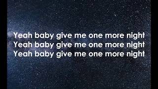 One more night   Maroon 5, Lyrics Lyrics thumbnail