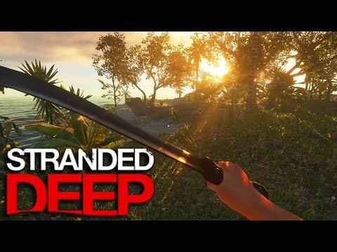 Stranded Deep   Survival Part 1   NEW BEGINNINGS!