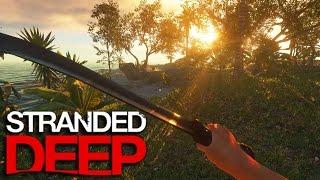 Stranded Deep | Survival Part 1 | NEW BEGINNINGS!