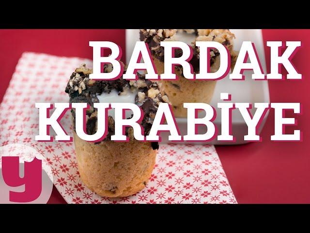 Bardak Kurabiyesi Tarifi