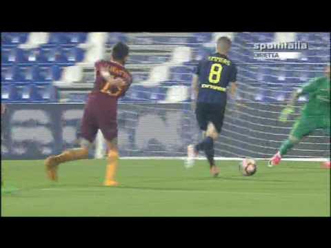 SEMIFINALE PRIMAVERA 2016-17: Inter - Roma 1-0