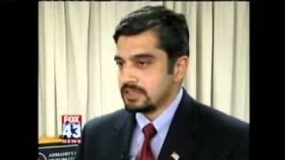 Quran Burning Ahmadiyya Muslim Community's reaction on Fox 43 News.