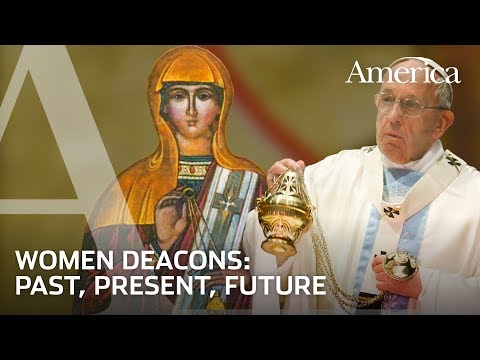 EXCLUSIVE: Women Deacons: Past, Present, Future   Conversations with America
