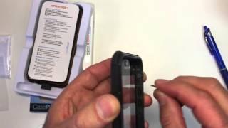 Tuto CaseProof  : Remplacez le bouton silence de la coque CaseProof pour iphone 6/6S - 2016