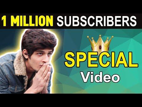 1 MILLION SUBSCRIBERS | Motivational Video | Shahmeer Abbas Mp3
