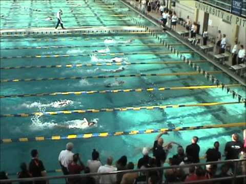 Upper St. Clair 2011 WPIAL's Boys 200 Free CK and IY
