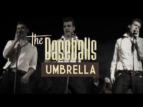 Клип The Baseballs - Umbrella
