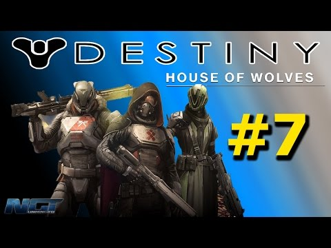Destiny: House of Wolves DLC Ep.7▐ Level 34 AND 35 PRISON OF ELDERS!!!
