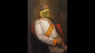 Prussian Glory March but its the Roblox Death Sound