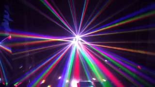 Lightjockey - Lichteffekt Cameo Moonflower HP Kurztest