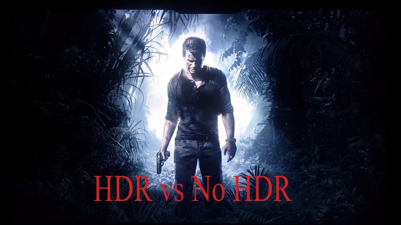 Pubg Hdr Vs No Hdr: Uncharted 4 HDR Vs No HDR Comparison