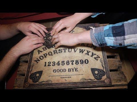 Ouija Board - Selbstexperiment Dokumentation | MythenAkte
