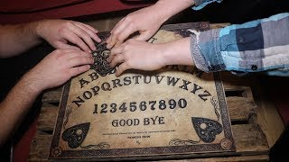 Ouija Board - Selbstexperiment Dokumentation | MythenAkte