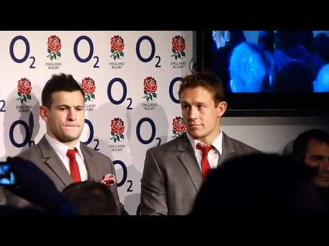 England v France - O2 Bubble Post Match Interview