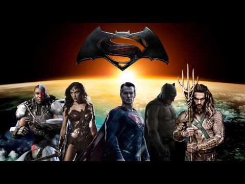 Batman v Superman: Dawn of Justice (*Unofficial*) Soundtrack #14 - They Will Join You In The Sun