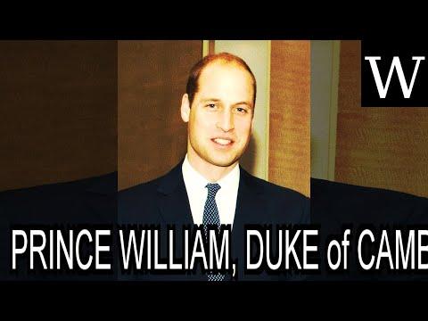 PRINCE WILLIAM, DUKE of CAMBRIDGE - WikiVidi Documentary